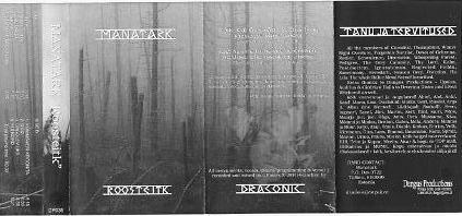 Manatark - Roosteitk