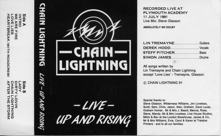 Chain Lightning - Up & Rising