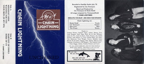 Chain Lightning - Unchained