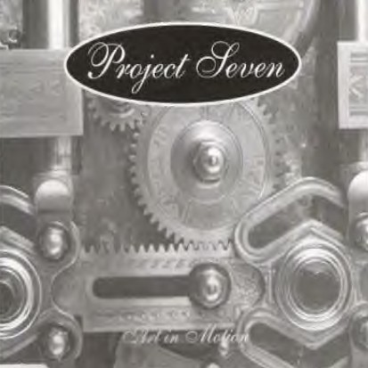 Project Seven - Art in Motion