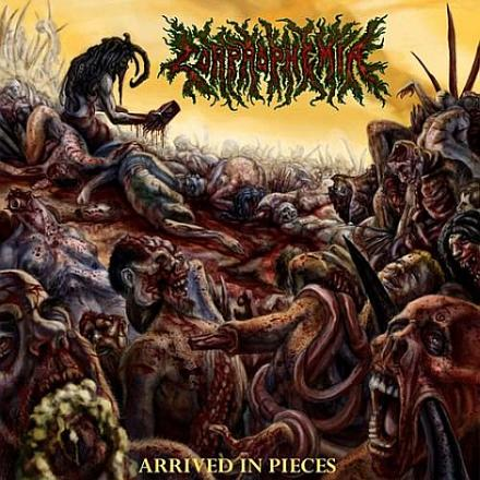 Corprophemia - Arrived in Pieces