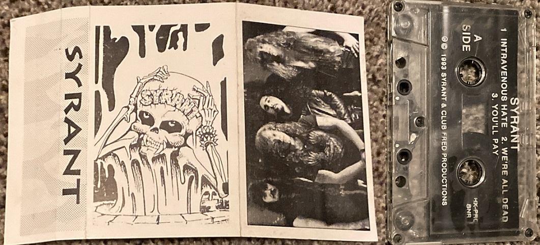 Syrant - Demo 1988