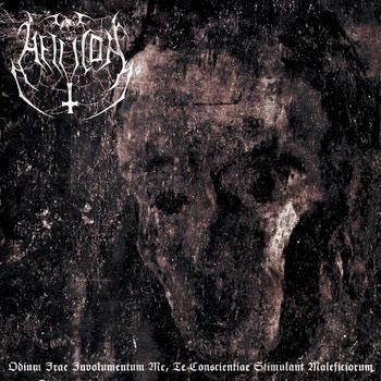 Hell Icon - Odium Irae Involumentum Me, Te Conscientiae Stimulant Maleficiorum