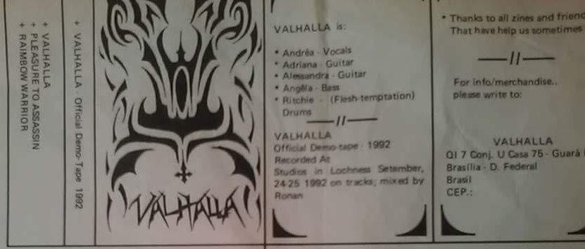 Valhalla - Valhalla