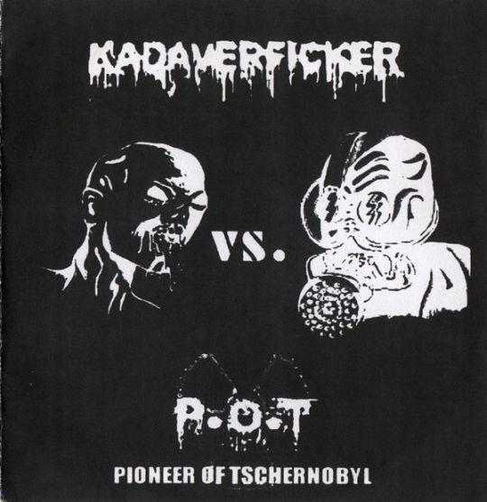Kadaverficker - Kadaverficker vs. P.O.T.