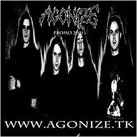 Agonize - Agonize