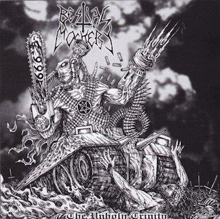 Bestial Mockery - The Unholy Trinity