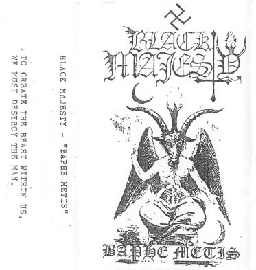 Baphe metis black majesty the book