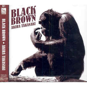 Akira Takasaki - Black Brown