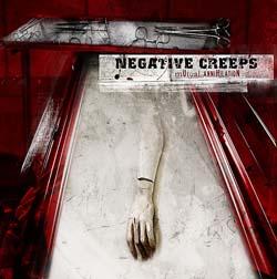 Negative Creeps - Mutual Annihilation