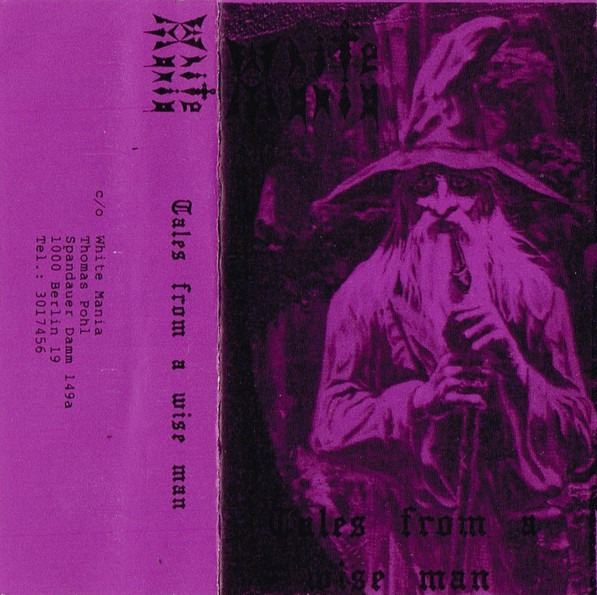 White Mania - Tales of a Wise Man