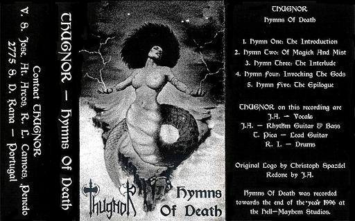 Thugnor - Hymns of Death