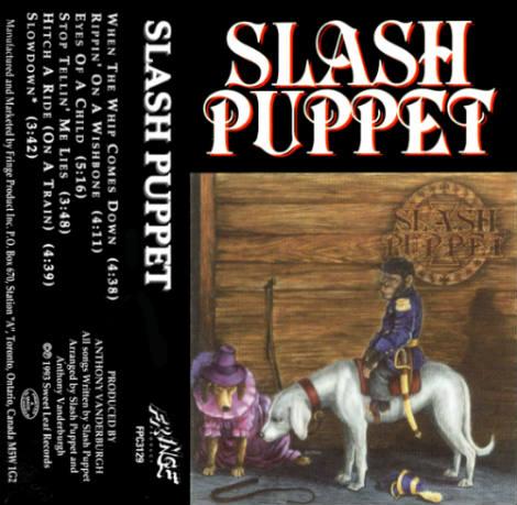 Slash Puppet - Slash Puppet