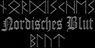Nordisches Blut - Logo