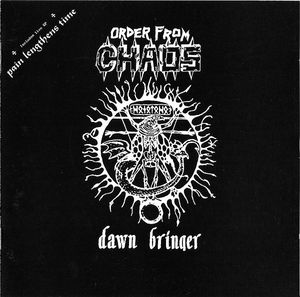 Order from Chaos - Dawn Bringer
