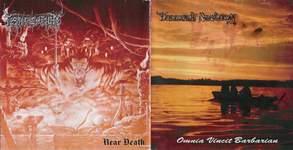 Testification / Torment Anatomy - Near Death / Omnia Vincit Barbarian