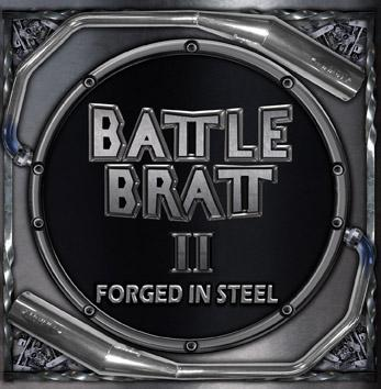 Battle Bratt - II - Forged in Steel