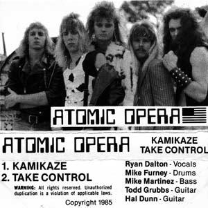 Atomic Opera - Demo 1985