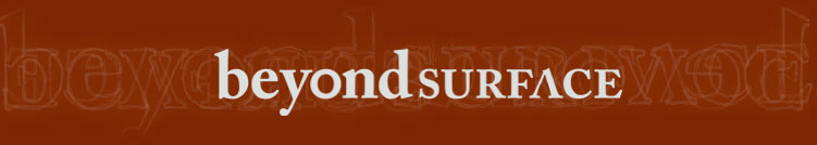 Beyond Surface - Logo