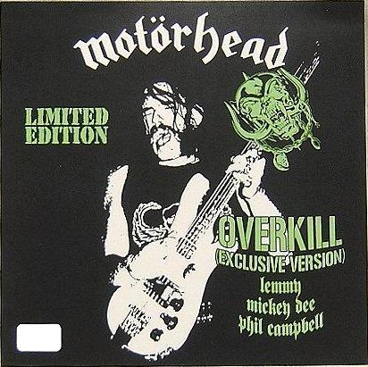 Motörhead - Overkill / Tie Your Mother Down