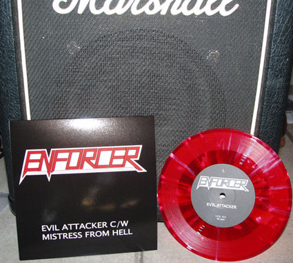Enforcer - Evil Attacker / Mistress from Hell