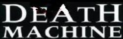 Death Machine - Logo
