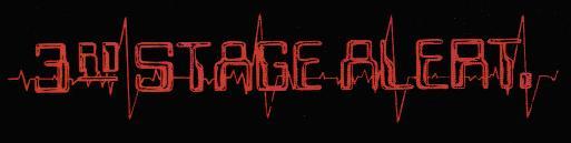 3rd Stage Alert - Logo
