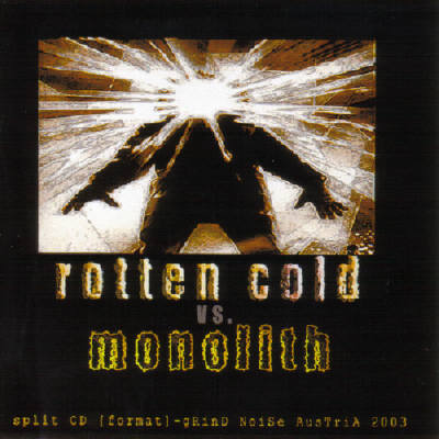 Rotten Cold / Monolith - Terrorstorm / Philosophical Solutions in Weird Sound Modul