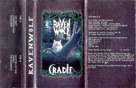 Raven Wolf - Cradle
