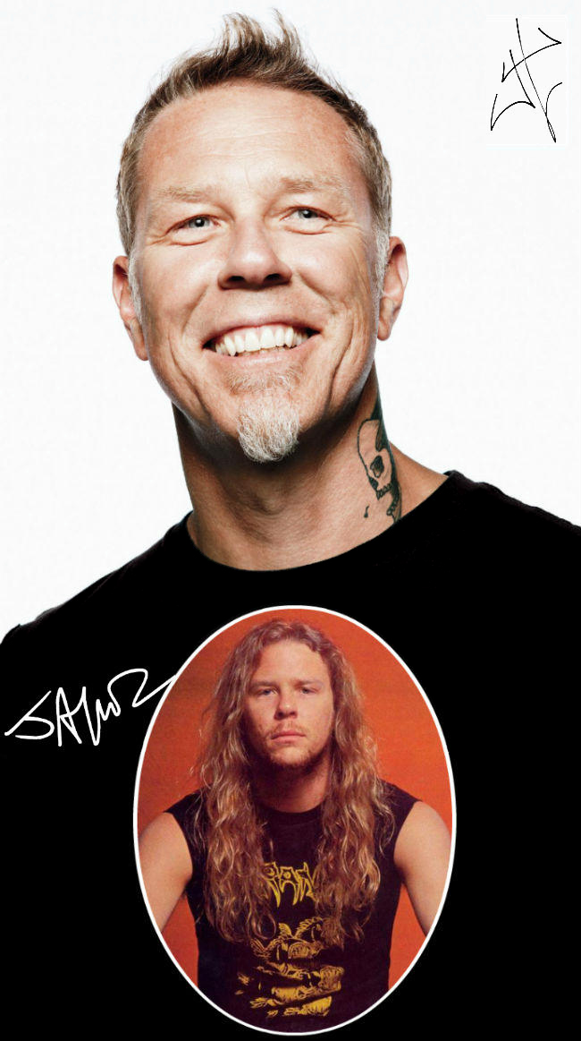 james hetfield 1997