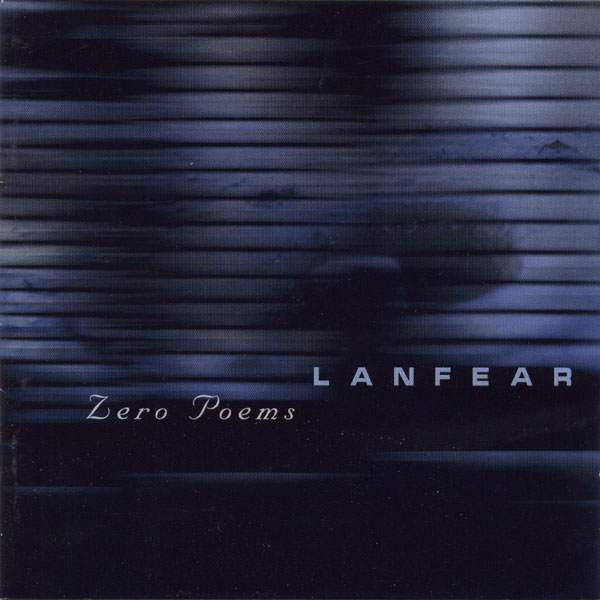 Lanfear - Zero Poems