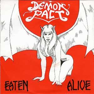 Demon Pact - Eaten Alive