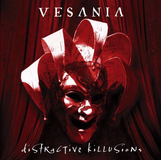 Vesania - Distractive Killusions