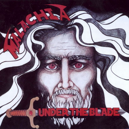 Malachia - Under The Blade