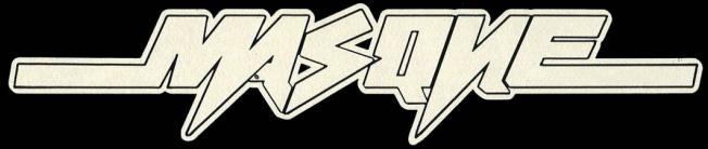 Masque - Logo