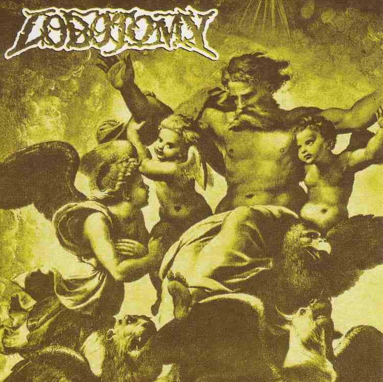 Lobotomy - Against the Gods / Nailed in Misery