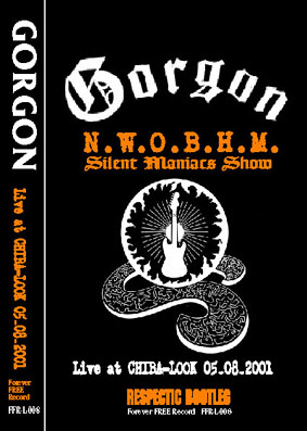 Gorgon - N.W.O.B.H.M. Silent Maniacs Show