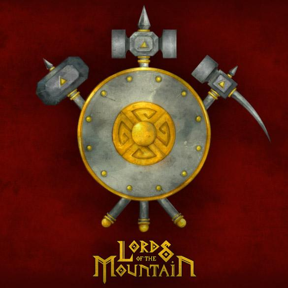 Lords of the Mountain - The Journey Began