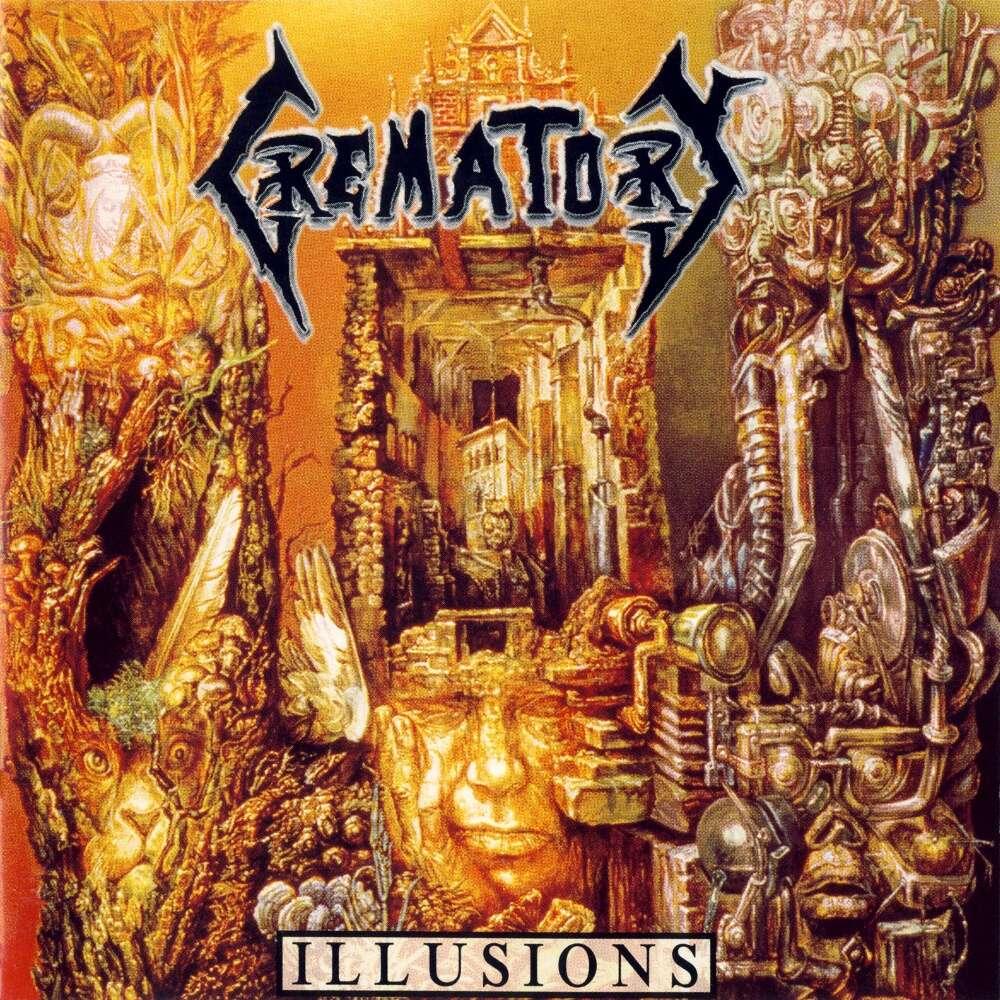 Crematory - Illusions