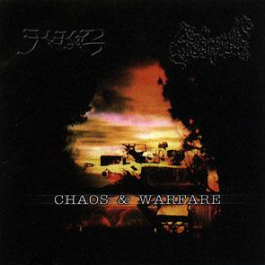 Kekal / Slechtvalk - Chaos & Warfare