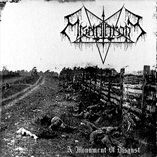 Misanthropy - A Monument of Disgust