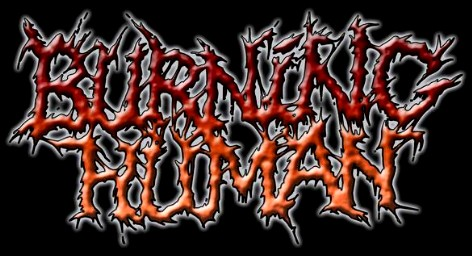 Burning Human - Logo