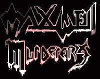 Maxwell Murderers - Logo