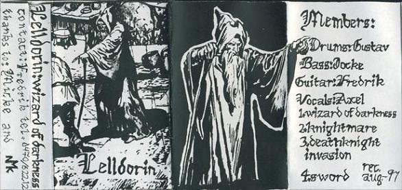 Lelldorin - Wizard of Darkness
