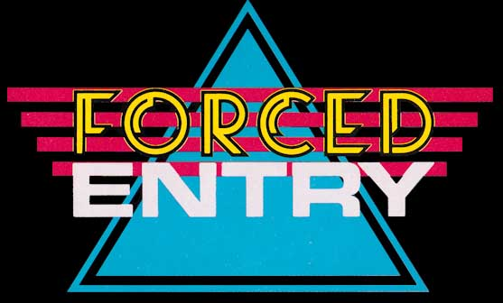 Forced Entry - Logo