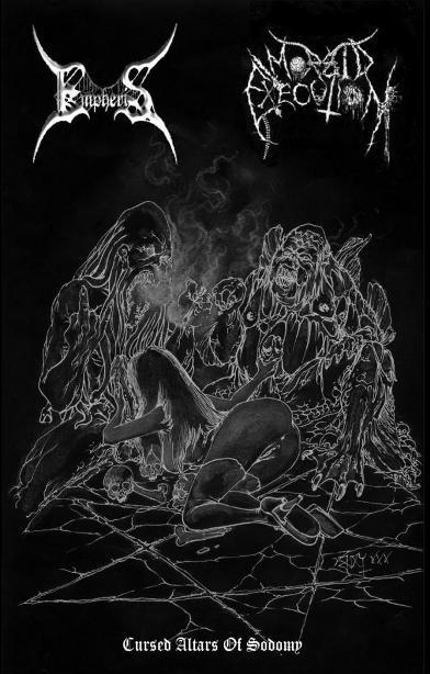 Morbid Execution / Empheris - Cursed Altars of Sodomy
