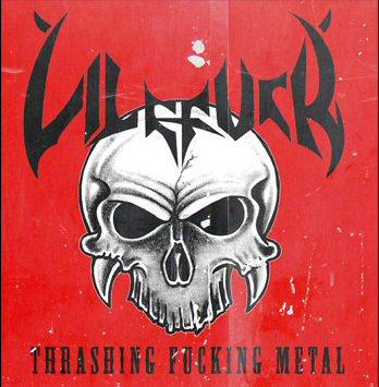 Vilefuck - Thrashing Fucking Metal