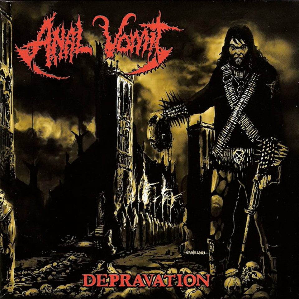Anal Vomit - Depravation