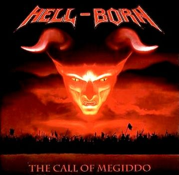 Hell-Born - The Call of Megiddo