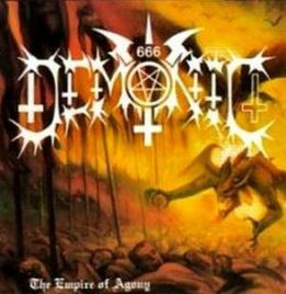 Demonic - The Empire of Agony